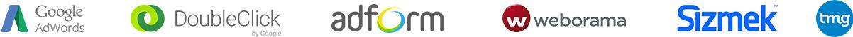Banners geschikt voor elk platform (Adwords, Doubleclick, etc.)